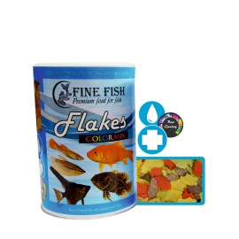 Fine Fish Flakes Color Mix