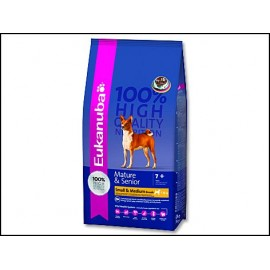Eukanuba Mature & Senior Small & Medium 15kg