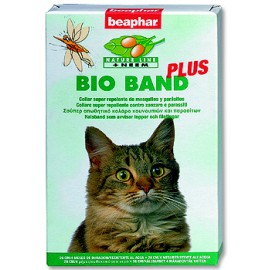 Antiparazitní obojek BIO BAND cat 35cm
