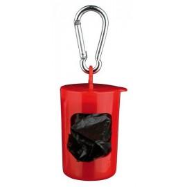 Pick up - plastový zásobník + sáčky na trus