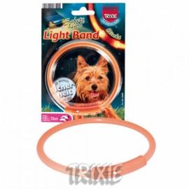 Obojek blikající Light Band