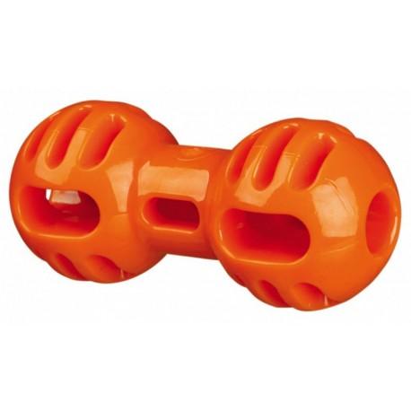 Soft Strong kost TPR termoplastová guma 9 cm oranžová