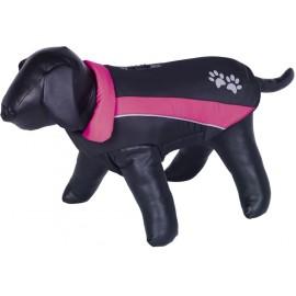 Nobby SABI reflexní obleček pro psa růžová