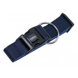 Nobby CLASSIC PRENO extra široký obojek neoprén tmavě modrá