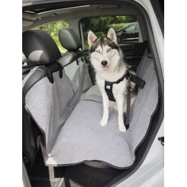 Nobby ochranný potah na zadní sedačky auta šedý 145x160cm