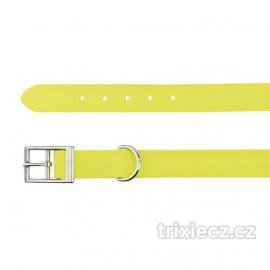 Easy Life obojek PVC žlutý - doprodej