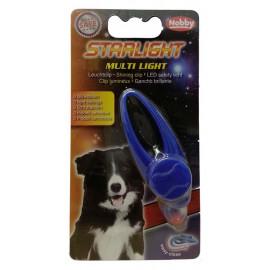 Starlight Multi Light blikající přívěšek na psí obojek 1ks