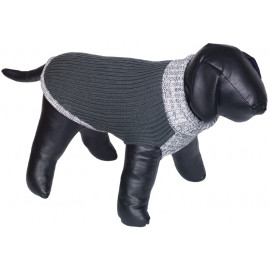 Nobby psí svetr FARGO šedá