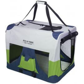 Nobby Traveller Fashion nylonový box kennelka