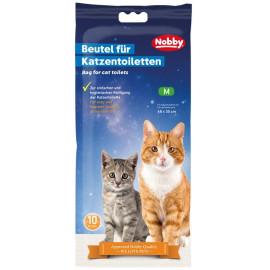 Nobby sáčky do kočičí toalety 10 ks