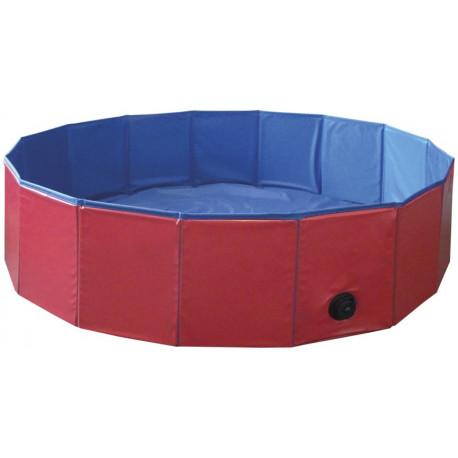 Nobby bazén pro psa skládací červený