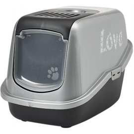 Savic toaleta pro kočky Nestor Impression Love 56x39x38cm