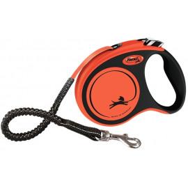 Flexi XTREME vodítko pásek oranžová