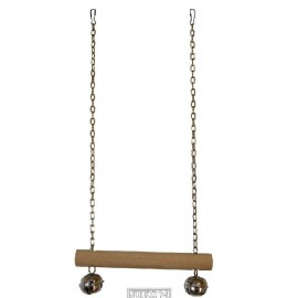 Řetízková houpačka - 2 rolničky 32cm - doprodej