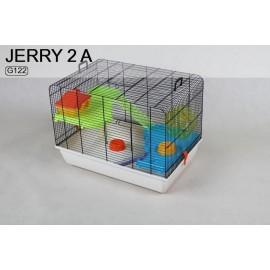 Klec JERRY II s plastovou výbavou
