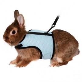 Postroj VESTA s vodítkem pro morče nebo králíka