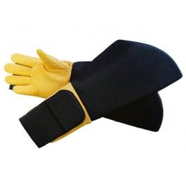 odchytové rukavice