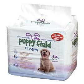 Podložky Puppy Field 30ks - doprodej